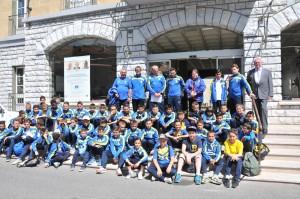Départ Ecole de Foot Marseille (5)