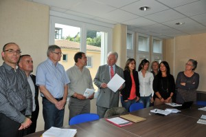 Ouverture Comité Haute Provence Initiative (2)