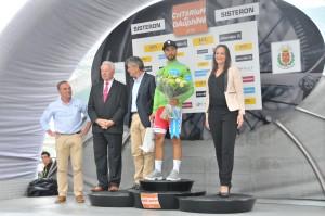 Arrivée Critérium Dauphiné (45)