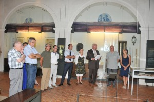 Vernissage Expo prendre le temps (2)