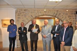 Vernissage expo Les Maîtres Provençaux (2)