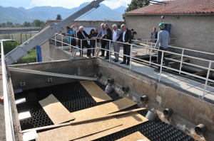 Visite Station eua potable Soleihlet (6)