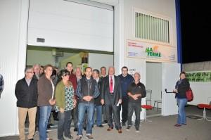Inauguration Local Ferme Durance  (1)
