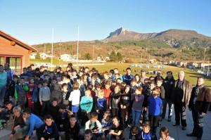 Goûter Noël Ecole Municipale Rugby