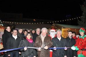 Inauguration Marché de Noël (3)