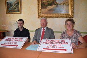 Conf presse Marché Producteurs (1)
