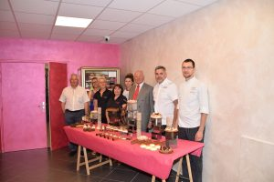 Inauguration Travaux Les Amandines (4)