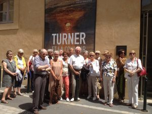 Expo Turner Aix en Provence
