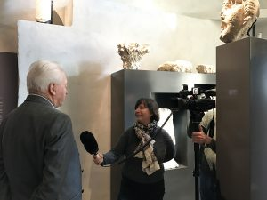 Reportage Fr3 Musée Gallo Romain