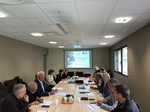 Réunion Bureau CCSB à Serres (3)