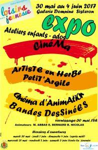 AFFICHE EXPO ENFANTS.pub