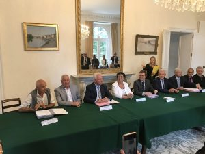 Signature Contrat Ruralité Pref Gap