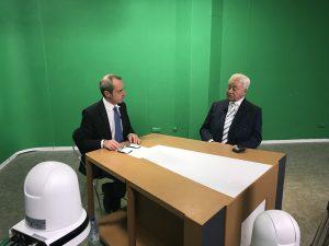 Interview D'Ici TV (1)