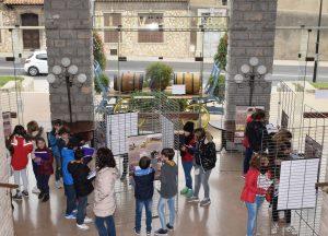 Visite Ecole Verdun Expo 1ère GM