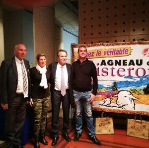 Agneau de Sisteron à la Région (1)