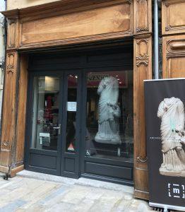 Entrée Musée Gallo Romain