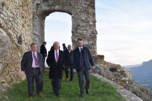 Visite Château de Mison (1)