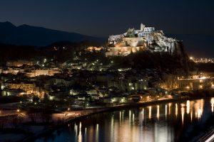 Reportage mise en lumière Citadelle de Sisteron
