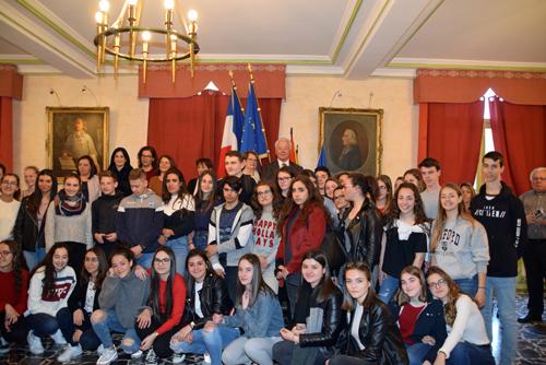 Echange scolaire Oliva (4)