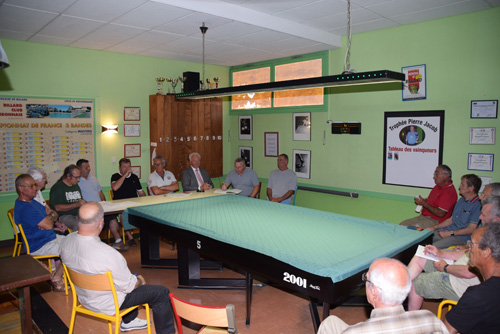 AG Billard Club Sisteronais