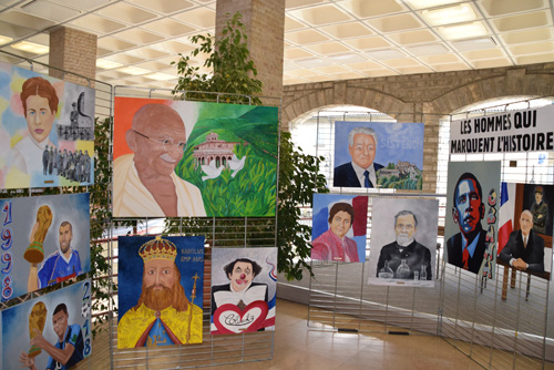 Expo Elvire GANDIA Hall Mairie (1)