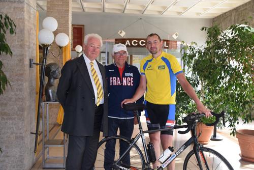 Tour de France Maladie de Dent