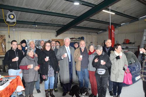 SITEDSInauguration CRIC Garage Solidaire (1)