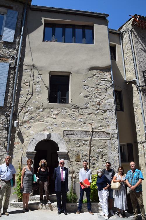 SITEDSRéhabilitation Maison en péril rue Deleuze (2)
