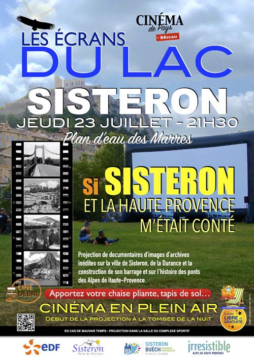 Sisteron Cine
