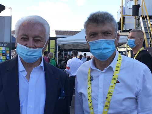 SITEDSDS et Bernard Thévenet
