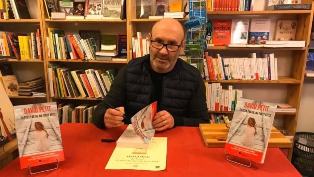 Livre David Petit