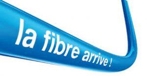 La fibre arrive