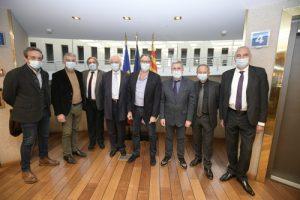 SITEDSJP GARUFI Déjeuner Région Sud Présidents des Maires